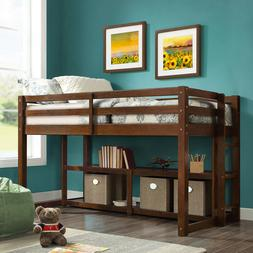 Better Homes and Gardens Loft Storage Bed with Spacious Stor