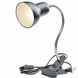 Desk lamp 360 Rotation Clip on Lamp With 3 Lighting Modes Fo