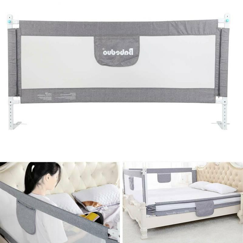 177cm baby guard bed rail toddler safety
